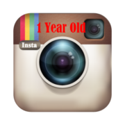 1 year old Instagram