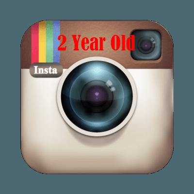 2-year Old Instagram